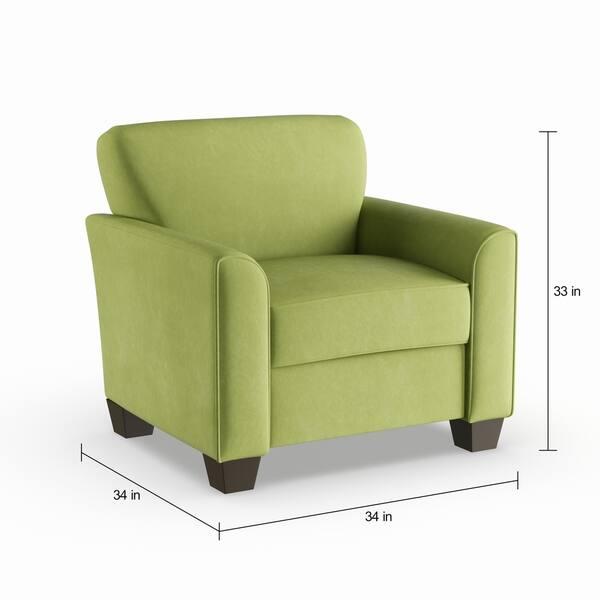 Outstanding Shop Porch Den Kalamath Spring Green Velvet Arm Chair And Ibusinesslaw Wood Chair Design Ideas Ibusinesslaworg