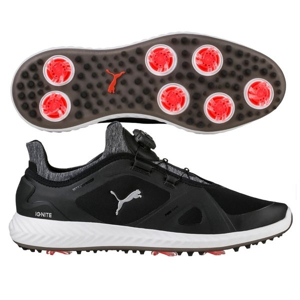 size 40 fde16 d7639 Shop PUMA Ignite PWRADAPT Disc Golf Shoes - Ships To Canada ...