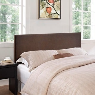 Porch & Den Silver Lake McCready Upholstered Queen Headboard