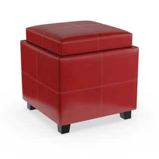 Buy Storage Ottoman Online At Overstock Com Our Best