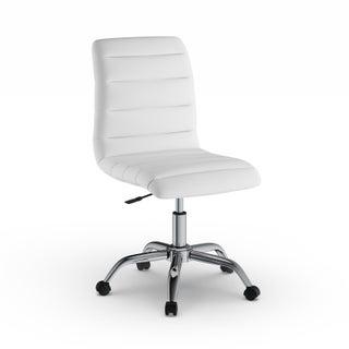 Porch & Den Silver Lake Bancroft Mid-back Office Chair