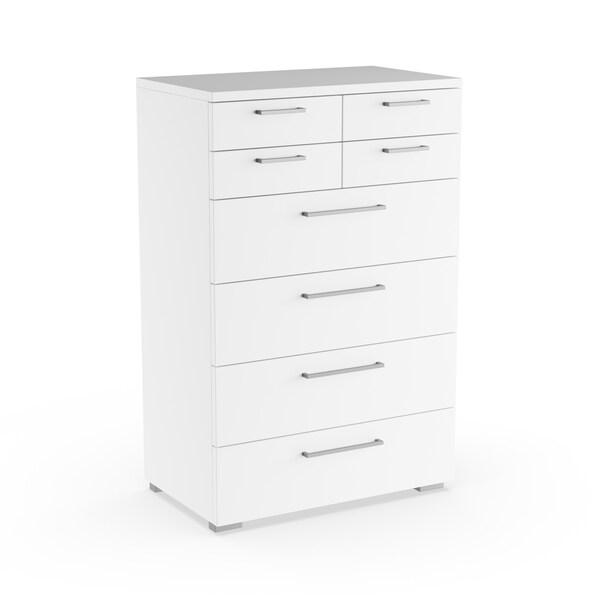 Porch & Den Wellesley 8-drawer Wood Chest