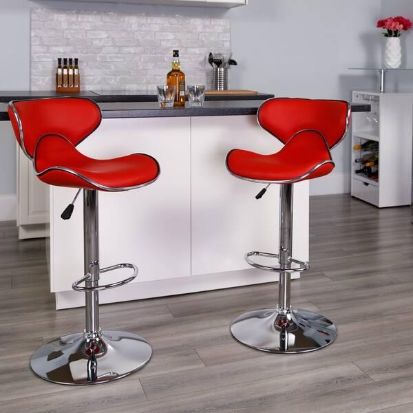 Remarkable Shop Porch Den Moorpark Round Back Swivel Bar Stool On Uwap Interior Chair Design Uwaporg