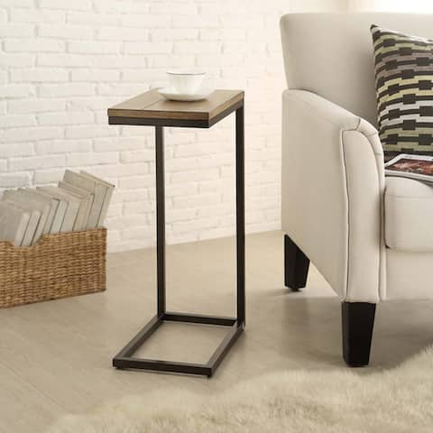 Carbon Loft Lydia Snack C-shape Table