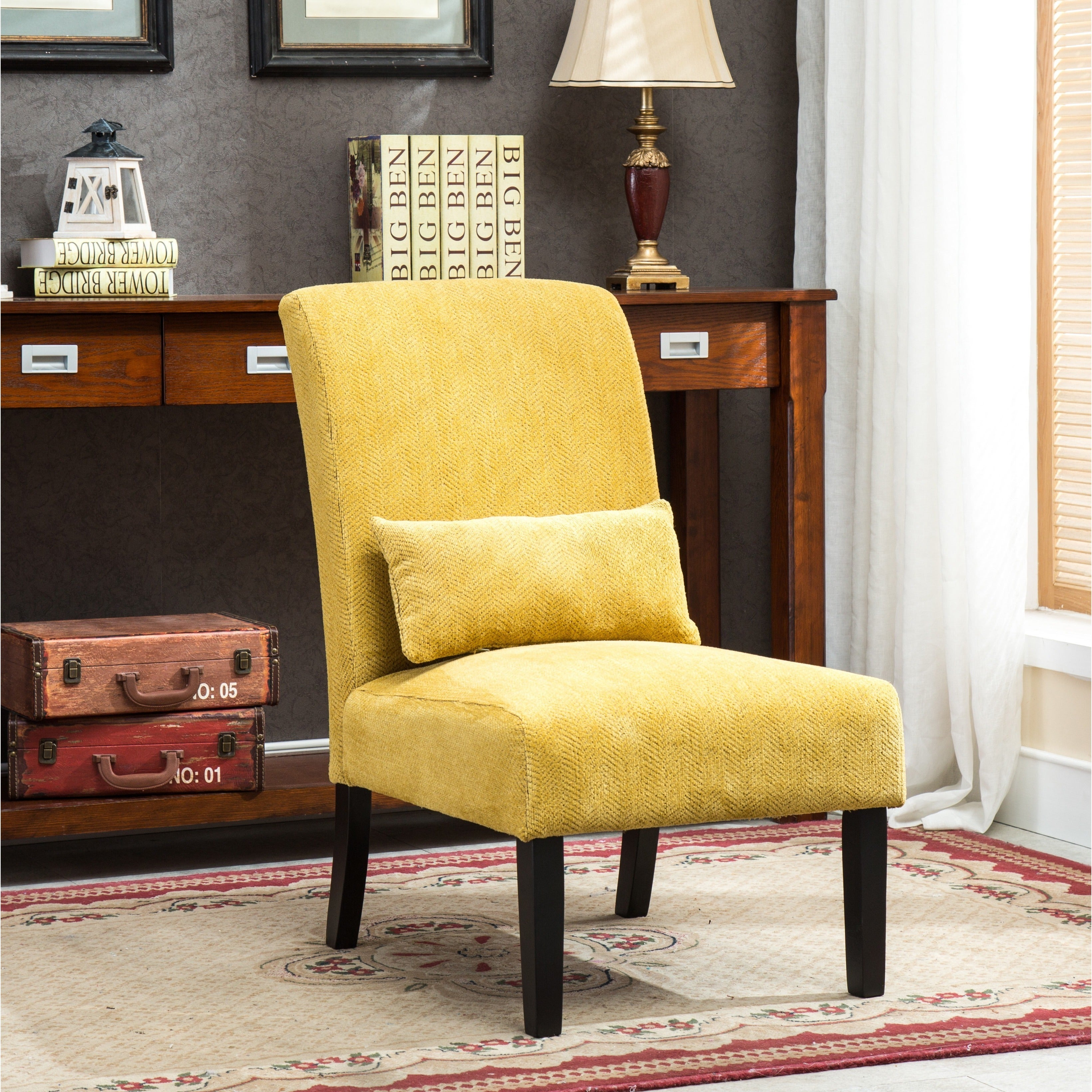 Accent Chairs Yellow Living Room Online At Our Best Furniture Deals