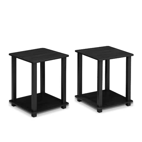 Porch & Den Rutherford Simplistic End Table (Set of 2)