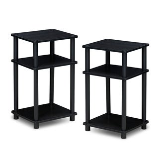Porch & Den Stuyvesant 3-tier End Table