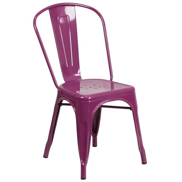 Havenside Home Boca Raton Metal Indoor/ Outdoor Chair
