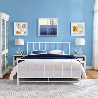 Estate Bed in White