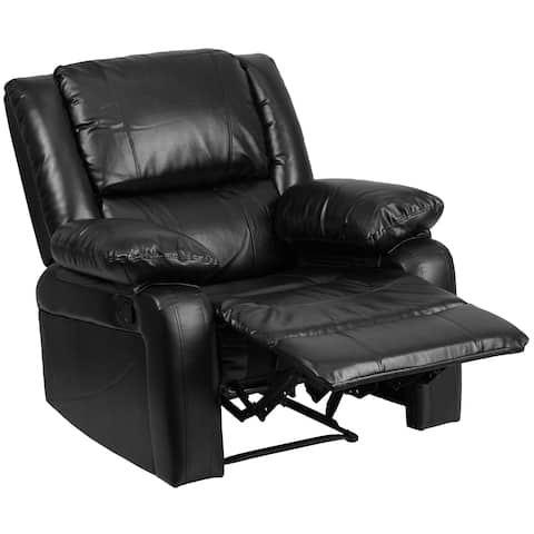 Carbon Loft Epigaea LeatherSoft Recliner