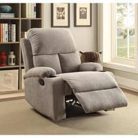 Porch & Den Wynwood Midtown Linen Recliner