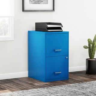Porch & Den Barry Square Harwich 18-inch 2-drawer Steel File Cabinet