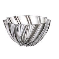 Crystalite Bohemia Scallop Bowl