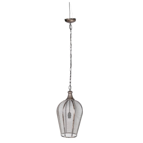 "Nicollet 10x22"" Hanging Light Fixture,Bloom"