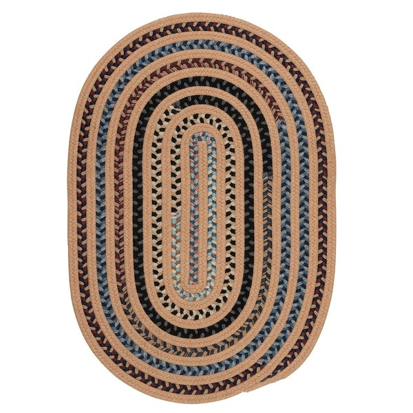 Colonial Mills Rhoddy Teakwood Area Rug (9' x 12')