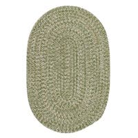 Colonial Mills Farmstand Moss Tweed Area Rug (9' x 12')
