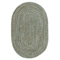 Colonial Mills Farmstand Tweed Seagrass Braided Area Rug - 9' x 12'