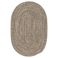 Colonial Mills Farmstand Driftwood Tweed Area Rug (9' x 12')