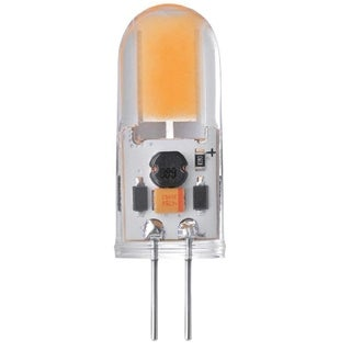 Goodlite G4 Bi-Pin COB LED Bulb 3W (40W Halogen Equivalent), 300 Lumens, 2700K Warm White, Wet Location, Dimmable, 360 (5 Pack)