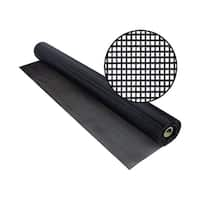 Phifer  Tuffscreen  48 in. W x 100 ft. L Polyester  Insect Screening