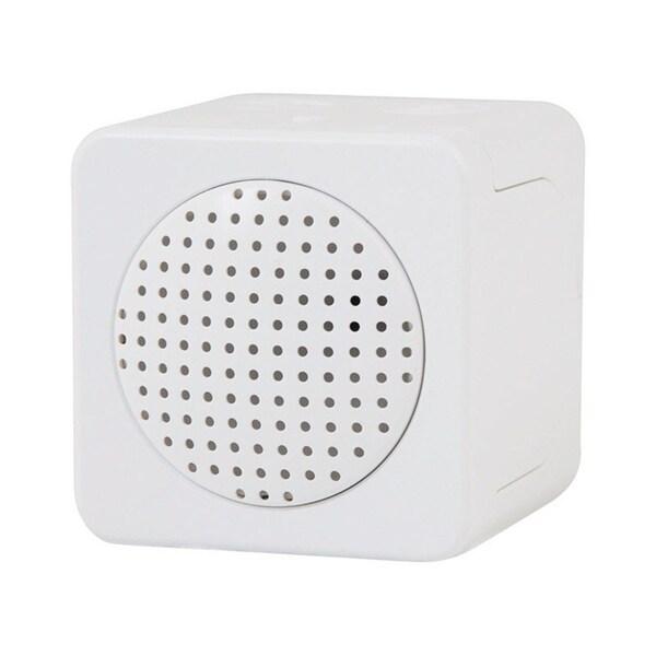 Kidde  White  Remote Home Monitor  5 in. H x 4-3/4 in. W x 9-1/2 in. L 33770706