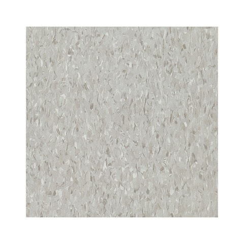 Armstrong Standard Excelon Imperial Floor Tile 12 in. W x 12 in. L Sterling Gray