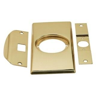 Kwikset Modernization Kit Polished Brass Steel Left Handed, Right Handed