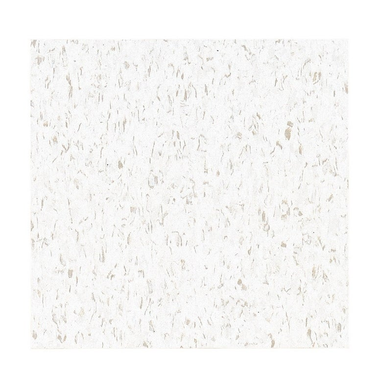 Armstrong Standard Excelon Floor Tile 12 In W X 12 In L Cool White