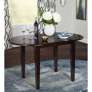 Simple Living Tapas Butterfly Dining Table - Espresso