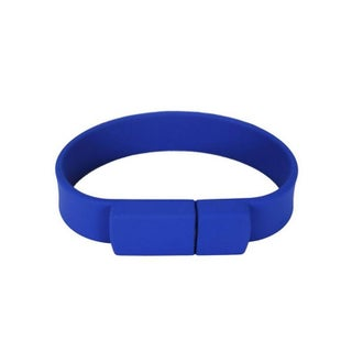4GB Silicon Flash Drive Wristband