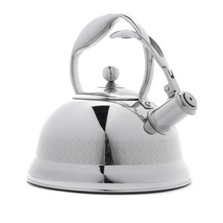 Wolfgang Puck Kettle Bistro Elite Signature Edition Stainless Steel 2 qt. Kettle