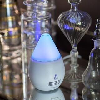 Shop SpaRoom Mini Scentifier™ White Fan Essential Oil