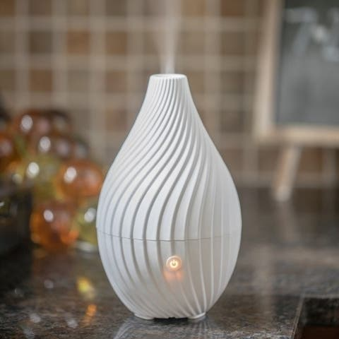 SpaRoom Spirale Ultrasonic Essential Oil Diffuser
