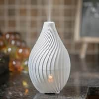 SpaRoom Spirale™ Ultrasonic Essential Oil Diffuser