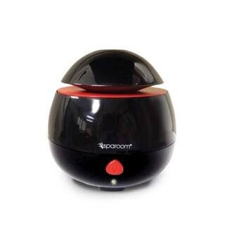 SpaRoom AromaPod Black Ultrasonic Essential Oil Diffuser