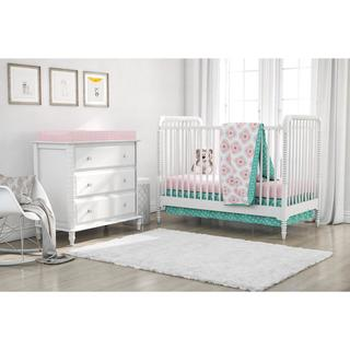 Little Seeds Cora Crib & Toddler Bedding Set