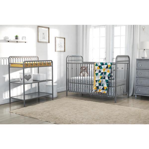 Little Seeds Jax Crib & Toddler Bedding Set
