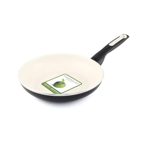 GreenPan Rio 10-inch Ceramic Nonstick Frypan, Blk