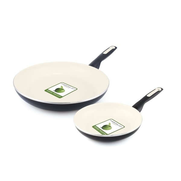 GreenPan™ Rio 8-inch & 10-inch Ceramic Nonstick Frypan Set