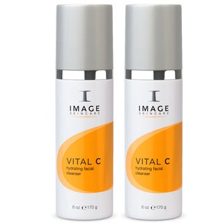 Image Skincare Vital C 6-ounce Hydrating Facial Cleanser (Pack of 2)