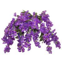 """22"""" Wisteria Bush - Purple"""