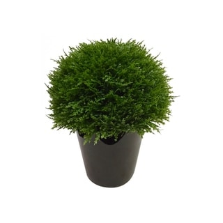 Cedar Topiary (Short) - Green