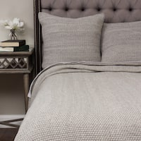 Eagen Grey King Coverlet