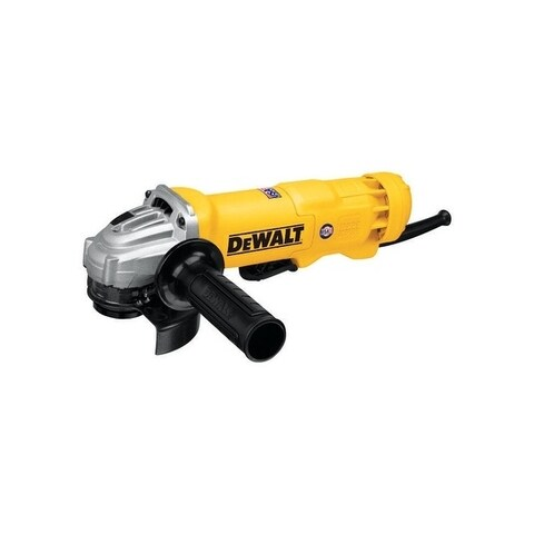 DeWalt 4-1/2 in. Small Corded 120 volts Angle Grinder 11 amps 11000 rpm Yellow/Black
