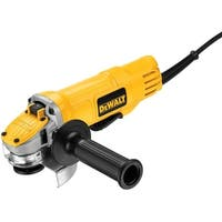 DeWalt  4-1/2 in. Dia. Small  Angle Grinder  9 amps 12,000 rpm
