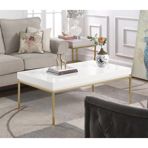 Chic Home Alcestis Center Coffee Table