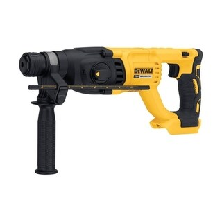 DeWalt XR 20 volts 1 in. Cordless Brushless D-Handle Rotary Hammer