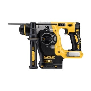 DeWalt XR 20 volts 1 in. SDS+ Cordless Brushless L-Shape Rotary Hammer