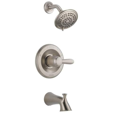 Delta Lahara Monitor 14 Series Tub & Shower Trim Champagne Bronze