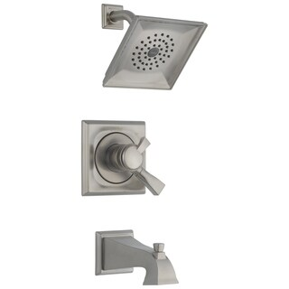 Dryden Stainless Monitor 17 Series Tub and Shower Trim